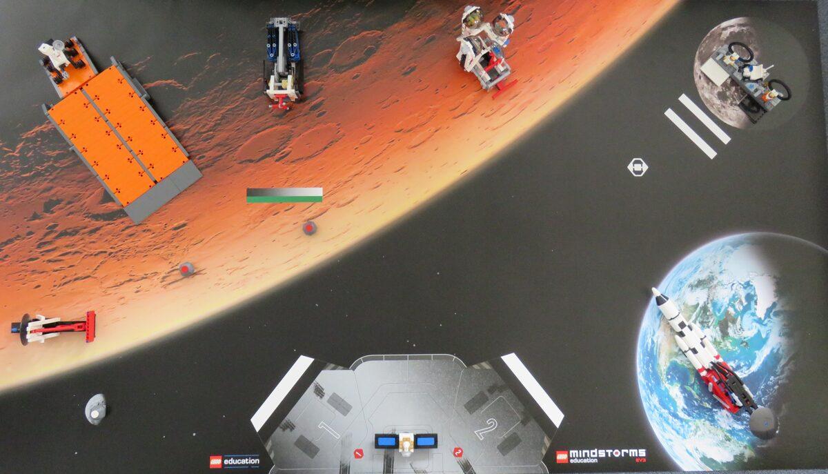 3-Tagekurs Mission Mars